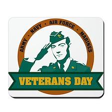 Veterans Day Mousepad