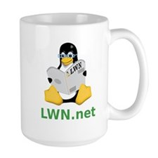 LWN.net Mug
