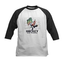 Dinosaur Hockey Tee