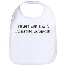 Trust Me: Facilities Manager Bib