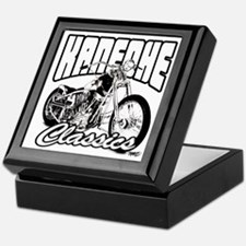 Hawaiian Classics Bikes Keepsake Box