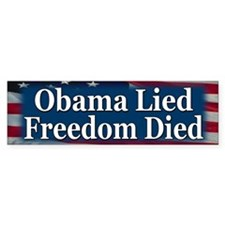 Obama Lied