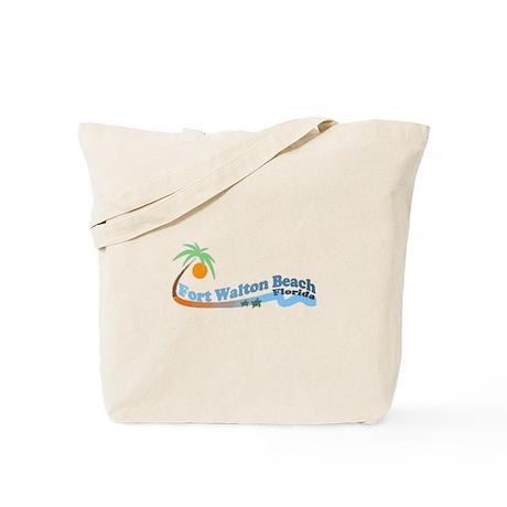 Fort Walton Beach FL Tote Bag