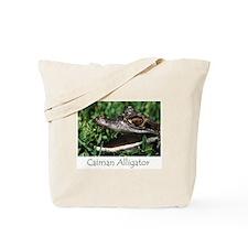 Tote Bag - Caiman Alligator