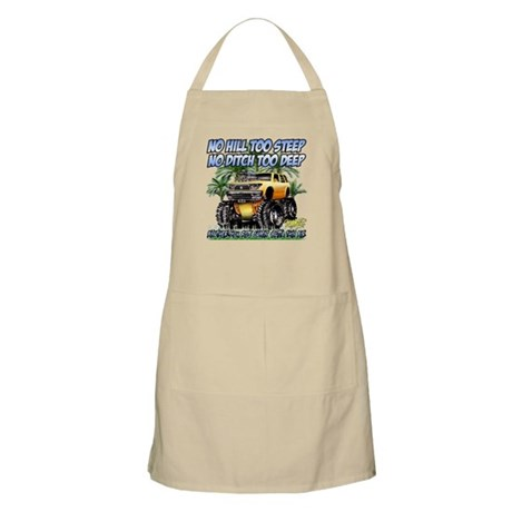 Sky'D 4-Runner - Thin-Air Motorsports BBQ Apron