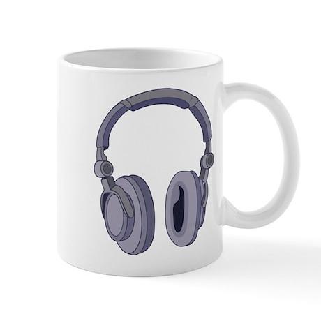 Headphones Mug