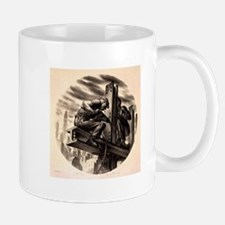 WPA Federal Art Project - Builder Mug
