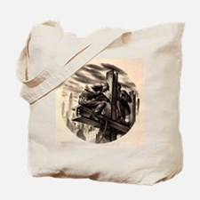 WPA Federal Art Project - Builder Tote Bag