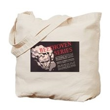 WPA Beethoven Series Concerts Tote Bag