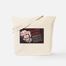 WPA Beethoven Series Concerts Tote Bag