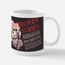 WPA Beethoven Series Concerts Mug
