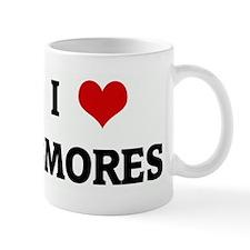 I Love SMORES Mug