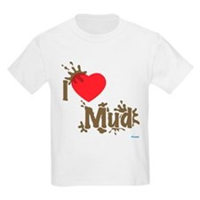 Love Mud T-Shirt