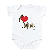 Love Mud Infant Bodysuit