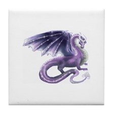 Funny Enchanted Tile Coaster