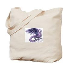 Funny Dragons Tote Bag