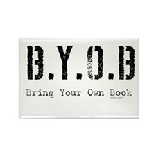 B.Y.O.B. Rectangle Magnet (10 pack)
