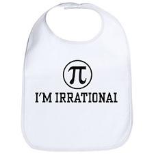 I'm Irrational PI Bib