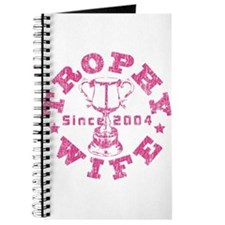 Trophy Wife since 04 Pink Journal