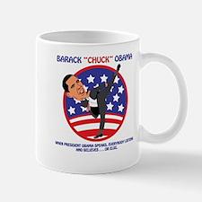 Listen And Believe Obama Mug