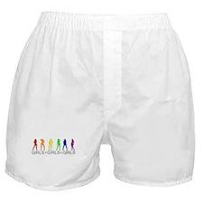 Girls Girls Girls Boxer Shorts