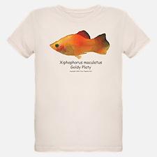 Gold Platy T-Shirt