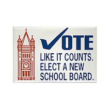 Change Duluth School Board Magnet
