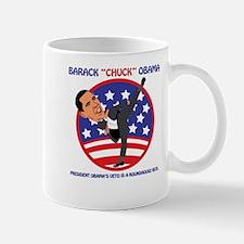 Obama Veto Kick Mug