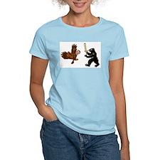 Bear Jew vs. German Hawk T-Shirt