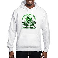 Unique Weed Jumper Hoody