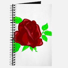 Cute Rose bowl Journal