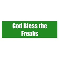 God Bless the Freaks