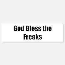God Bless the Freaks