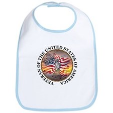 Veteran Of The United States Bib