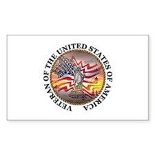 Veteran Of The United States Decal