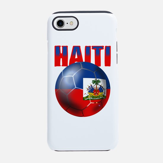Haitian Football iPhone 7 Tough Case