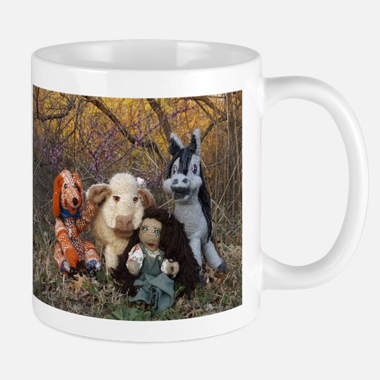 Beyond the Barbed Divide early s Mug