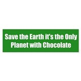Earth Bumper Stickers