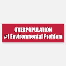 OVERPOPULATION #1 Environmental Problem