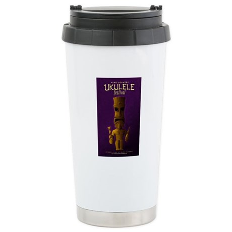 2009 WCUF Stainless Steel Travel Mug