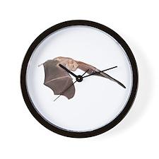 SCOUT BAT Wall Clock (WHITE)