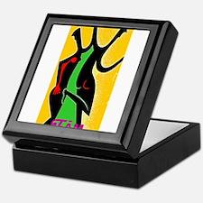 Dance Fame Keepsake Box