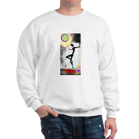 Girl Dance Fame 2 Sweatshirt