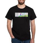 Gramma Grammarian Dark T-Shirt