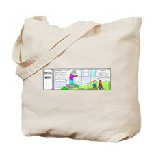 Gramma Grammarian Tote Bag