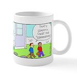 Gramma Grammarian Mug