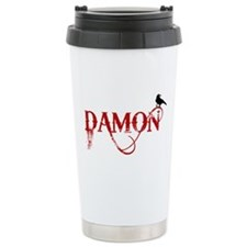 Damon Crow Travel Coffee Mug