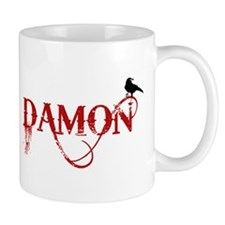 Damon Crow Small Mug