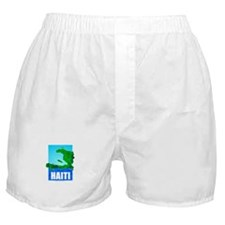 Unique Haiti Boxer Shorts