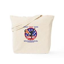 Obama Death Panels Tote Bag